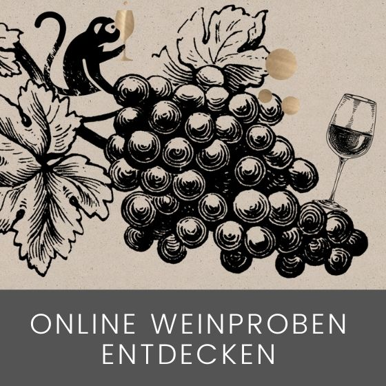 Unsere Online Weinproben