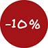 10% Discount auf diesen Wein