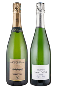 Champagner Abo Edition 10