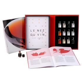 Weinaroma Set - Le Nez du Vin - Rotweinaromen 12 Aromen