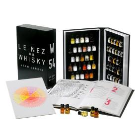 Le Nez du Whisky - 54 Aromen Whisky Aromenset<br>Le Nez du Vin<br>
