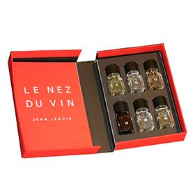 Weinaroma Set - Le Nez du Vin - Kleine Weinnase 6 Aromen