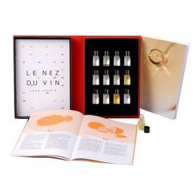 Weinaroma Set - Le Nez du Vin - Weißweinaromen 12 Aromen