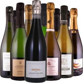 Selosse & Co. - die neue Champagner Elite - 12 Flaschen 0,75 ltr.