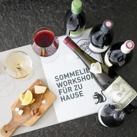 Sommelier Workshop für zu Hause