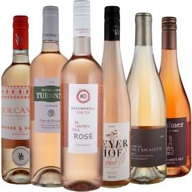 Unsere Lieblinge in rosé! - 6 Flaschen 0,75 ltr. mit detaillierten Beschreibungen