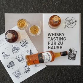 Whisky Tasting & Quiz für zu Hause