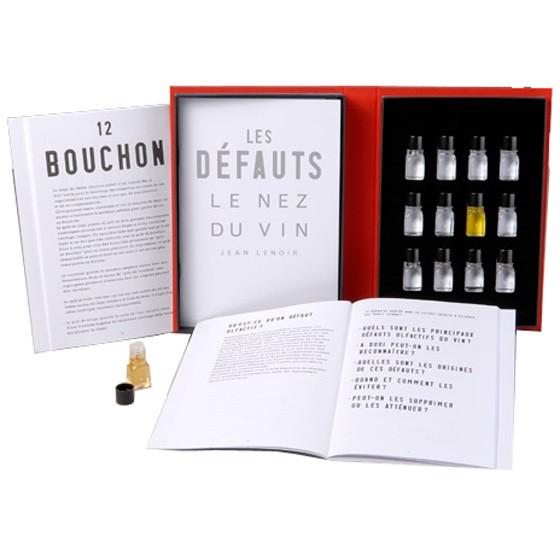 Le Nez du Vin - Weinfehler 12 Aromen von Le Nez du Vin