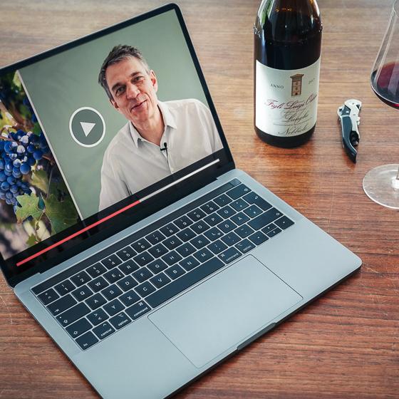 Das Online Wein Training inkl. 6 Flaschen Wein *Start ab 15 07.2020* von einfach geniessen
