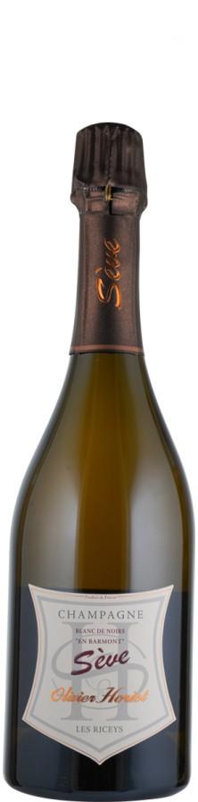 Champagne Blanc de Noirs brut natur En Barmnont Cuvée Sève 2013 Biowein - FR-BIO-01 - Horiot, Olivier