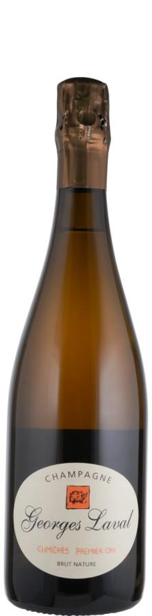 Champagne Premier Cru brut nature Cumières  Biowein - FR-BIO-01 - Laval, Georges