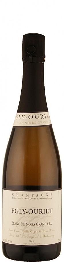 Champagne Egly-Ouriet Champagne Grand Cru Blanc de Noirs brut Les Crayères V. V. brut Champagne - Montagne de Reims Frankreich