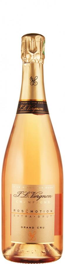 Champagne J. L. Vergnon Champagne Rosé extra brut Rosémotion