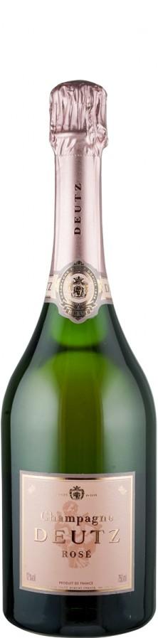 Champagne Rosé brut    - Deutz