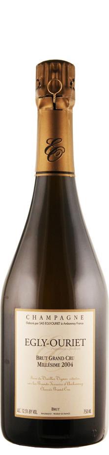 Champagne Egly-Ouriet Champagne Grand Cru Millésimé brut 2004 brut Champagne - Montagne de Reims Frankreich