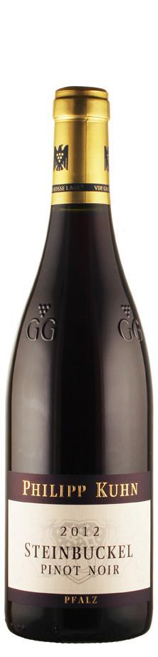Pinot Noir GG - Grosses Gewächs Steinbuckel 2012  - Kuhn, Philipp