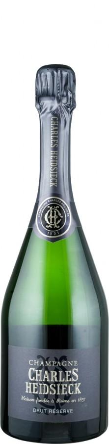 Champagne Réserve brut    - Charles Heidsieck