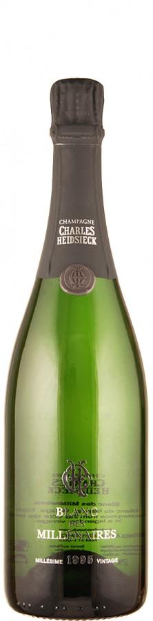 Charles Heidsieck Champagne Blanc de Millénaires 1995 brut Champagne Frankreich
