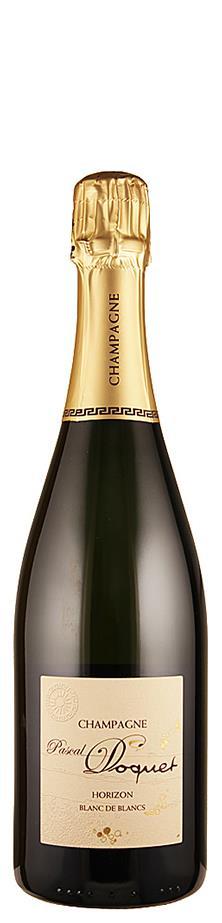 Pascal Doquet Champagne Blanc de Blancs brut 'Horizon' brut Champagne - Côte des Blancs Frankreich