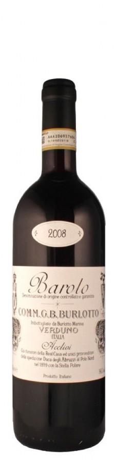Commendatore G. B. Burlotto Barolo Acclivi 2011 trocken Piemont Italien