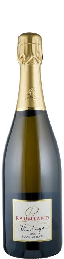 Winzersekt Vintage Pinot Noir  2008  - Raumland