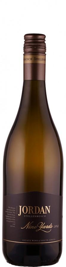 Jordan Winery Chardonnay Reserve Nine Yards 2014 trocken Stellenbosch Südafrika