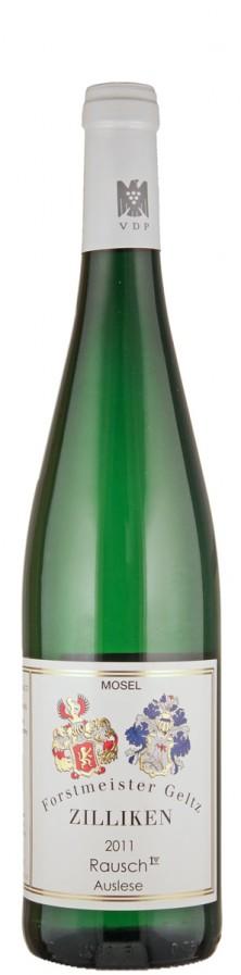 Weingut Forstmeister Geltz-Zilliken Riesling Auslese Saarburger Rausch 2011 süß Mosel Deutschland