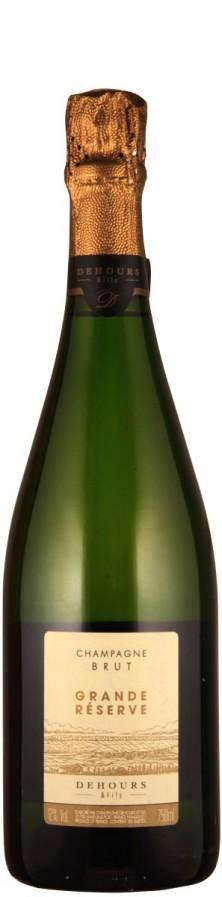 Champagne Dehours et Fils Champagne brut Grande Réserve - degorgiert Mai 2016