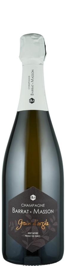 Champagne Barrat-Masson Champagne Extra Brut Grain d'Argile  - FR-BIO-01 extra brut Champagne - Côte de Sézanne Frankreich