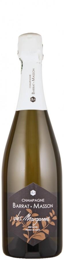 Champagne Barrat-Masson Champagne Blanc de Blancs brut nature Les Margannes  - FR-BIO-01 brut natur Champagne - Côte de Sézanne Frankreich