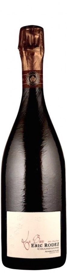 Champagne Eric Rodez Champagne Grand Cru brut Les Beurys - Pinot Noir 2010 brut Champagne - Montagne de Reims Frankreich