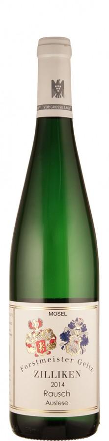 Weingut Forstmeister Geltz-Zilliken Riesling Auslese Saarburger Rausch 2014 süß Mosel Deutschland