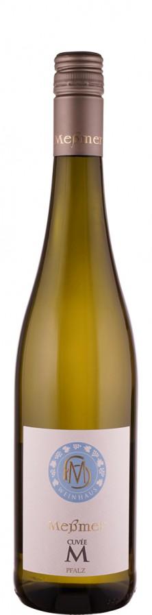 Weingut Meßmer Cuvée M 2016 lieblich Pfalz Deutschland