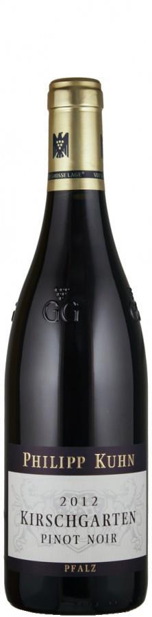 Weingut Philipp Kuhn Pinot Noir GG - Grosses Gewächs Kirschgarten 2012 trocken Pfalz Deutschland