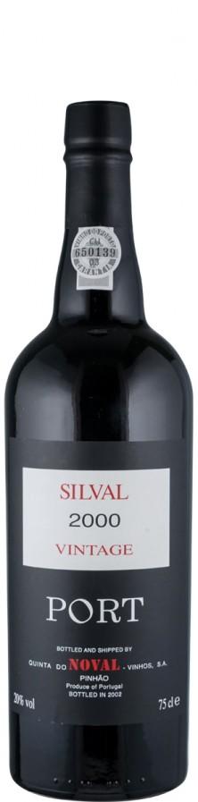 Silval Vintage Port  2000  - Quinta do Noval