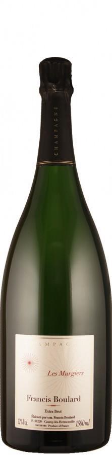 Champagne Blanc de Noirs extra brut Les Murgiers - Magnum   - Boulard & Fille, Francis