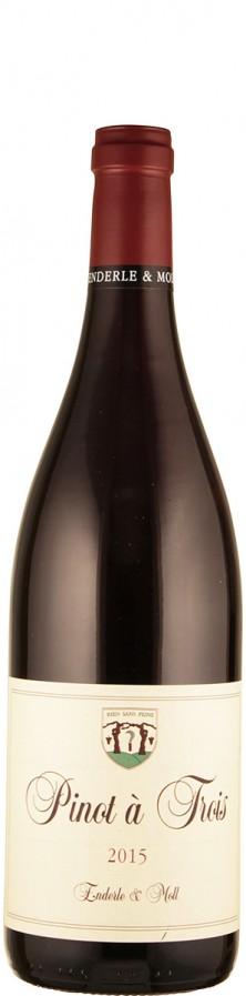 Weingut Enderle & Moll Pinot Noir Pinot à trois 2015 trocken Baden Deutschland