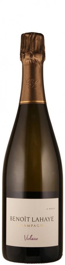 Benôit Lahaye Champagne Violaine  - bio Champagne - Montagne de Reims Frankreich