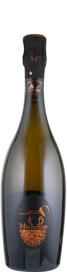 Champagne De Sousa et Fils Champagne Grand Cru extra brut Cuvée Mycorhize  - FR-BIO-10 extra brut Champagne - Côte des Blancs Frankreich