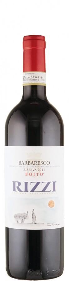 Rizzi Barbaresco Riserva Boito 2011 trocken Piemont Italien