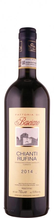 Fattoria di Basciano Chianti Rufina 2014 trocken Toskana Italien
