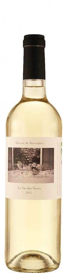 Parcé Frères Muscat de Rivesaltes 2015 süß Roussillon Frankreich