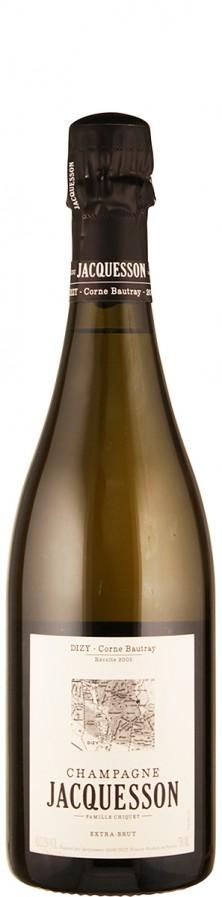 Jacquesson Champagne Millésimé brut Dizy 'Corne Bautray' 2005 extra brut Champagne - Vallée de la Marne Frankreich