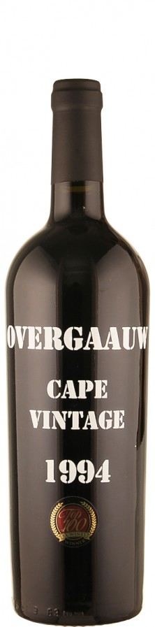 Overgaauw Wine Estate Cape Vintage Port 1994 edelsüß Western Cape Südafrika