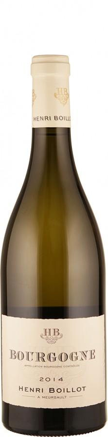 Henri Boillot Bourgogne blanc 2014 trocken Burgund Frankreich