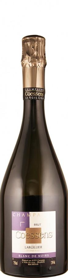 Champagne Blanc de Noirs brut Lieu-dit Largillier - MAGNUM   - Coessens