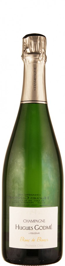 Champagne Premier Cru Blanc de Blancs brut nature   Biowein - FR-BIO-01 - Godmé, Hugues