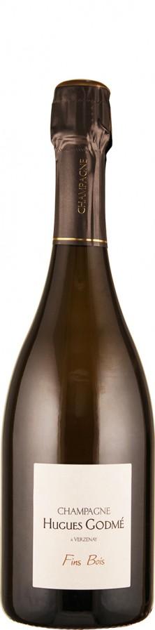Champagne Grand Cru extra brut Fins Bois   - Godmé, Hugues