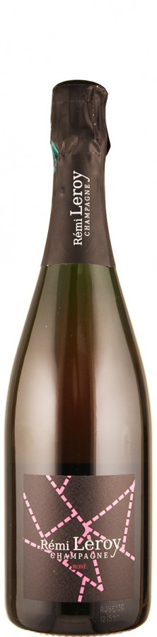 Champagne Rosé extra brut    - Leroy, Rémi