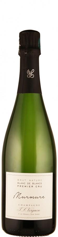 Vergnon, J. L. Champagne Premier Cru Blanc de Blancs brut nature Murmure